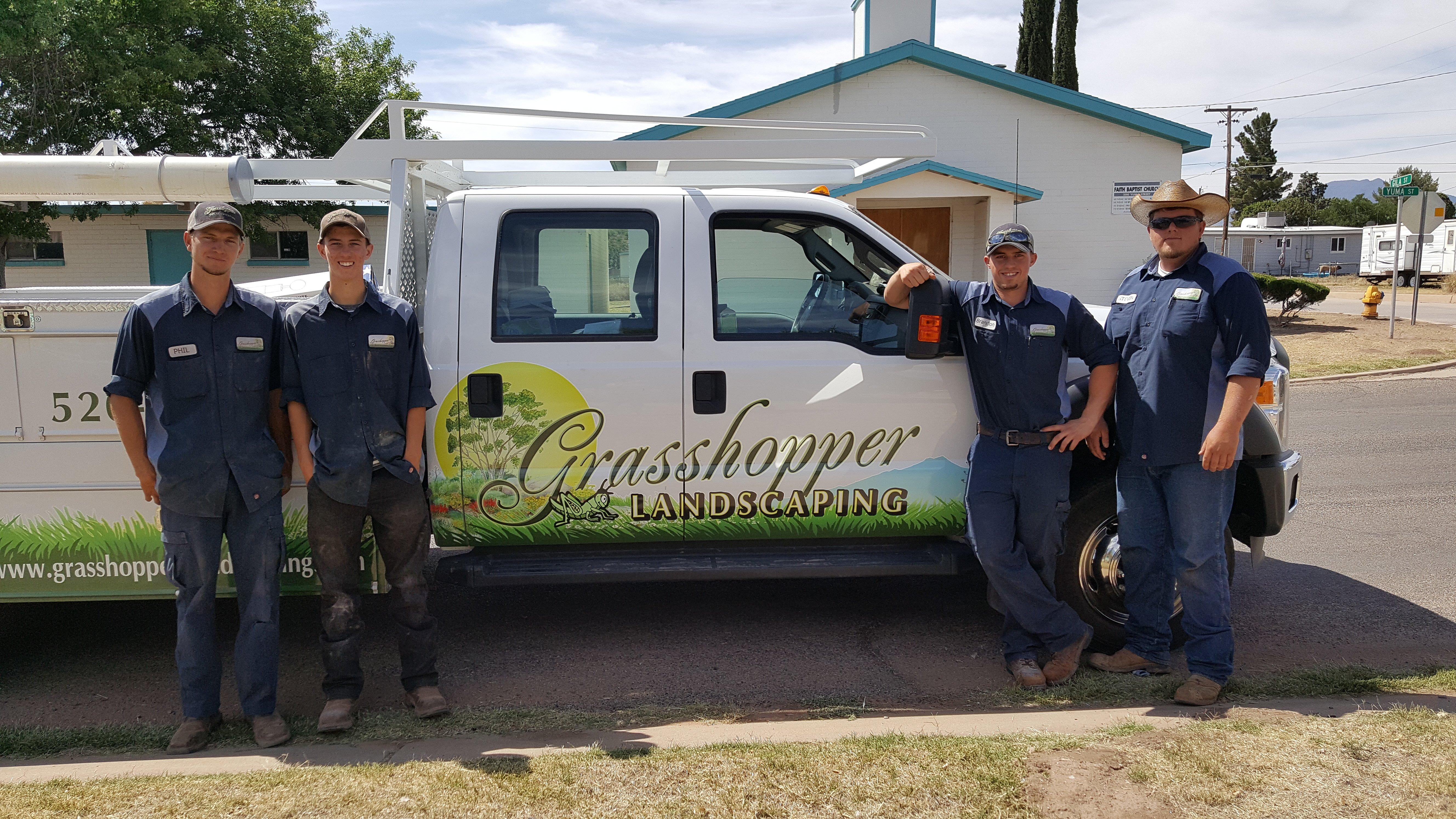 Wick HC grasshopper crew